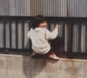 篠原涼子さんやんちゃな写真