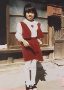 篠原涼子人生を予感させていた写真