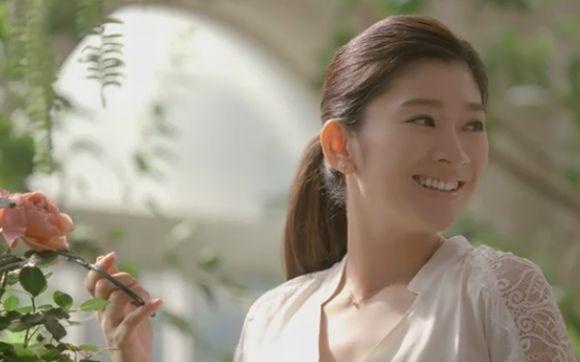 2016年の篠原涼子さん出演の中国電力のCM1