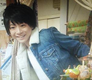 潤子の家、桜庭家のパーティーに、男の子の姿で登場した里中由希(ゆきちゃん)