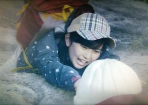 エンジェルハートお姉さんの倉本沙織さんと、綾音(あやな)が山登りに行き、姉は崖から転落