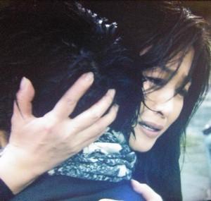 エンジェルハート6話遠山を温かく抱く野上冴子