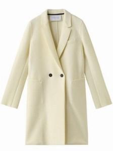ドラマオトナ女子7話中原亜紀(篠原涼子)衣装白色ロングコート