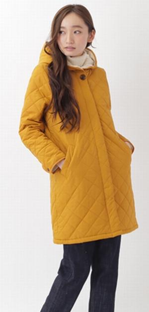 ドラマいつかこの恋を思い出してきっと泣いてしまう(いつ恋)杉原音(有村架純)着用の黄色コート衣装