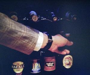 永里大介(香取慎吾)のビール専用冷蔵庫の中にあったビール