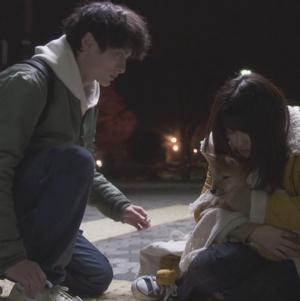 月9ドラマ「いつかこの恋を思い出してきっと泣いてしまう(いつ恋)」の柴犬と曽田練と杉原音の感動の再会シーン