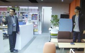 家族ノカタチの奥田達士演じる役キャストの澤喜伸(さわよしのぶ)引越しパーティに参加しますよ