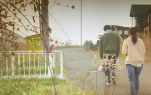 いつ恋1話ロケ地で曽田練(高良健吾)が林田音(杉原音・有村架純)に2060円を返したシーン北海道の高台道路1