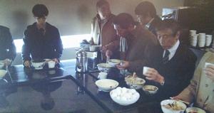 家族ノカタチのロケ地-ランチのつけ麺・蕎麦屋(そば屋)-そば処港屋(MINATOYA、みなとや)2