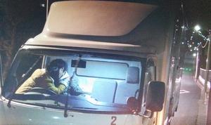 いつ恋3話ロケ地-曽田練(高良健吾)と杉原音(有村架純)がトラックでキスした東京の坂道1キスシーン