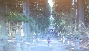家族ノカタチ1話ロケ地で永里大介(香取慎吾)が自転車で行ったパワースポットの神社1