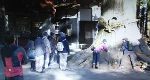 家族ノカタチ1話ロケ地で永里大介(香取慎吾)が自転車で行ったパワースポットの神社2