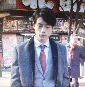 いつ恋6話スマートリクルーティングにて、仕事中の中條晴太(坂口健太郎)