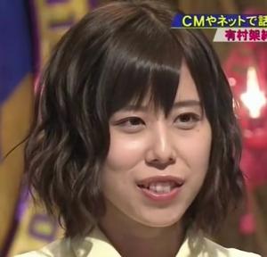 有村架純さんの姉(名前は新井ゆうこ)のダウンタウンなう出演画像5