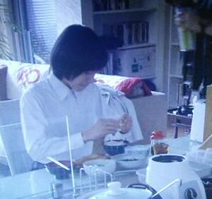 家族ノカタチ10話最終話・最終回最後のシーン「TKG」の秘密はこれだ!永里浩太くん(高田彪我くん)の朝食