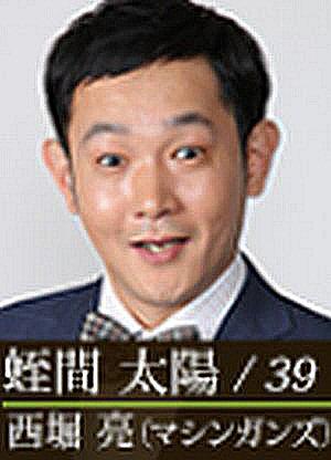 ドラマ世界一難しい恋(セカムズ)鮫島ホテルズ社員で主任の蛭間太陽(ひるまたいよう)キャストはマシンガンズ西堀亮(にしほりりょう)
