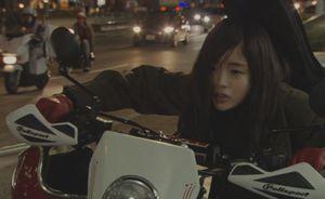 月9ラヴソング佐野さくら/藤原さくらのバイク画像4