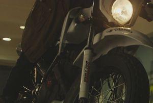 月9ラヴソング佐野さくら/藤原さくらのバイク画像1