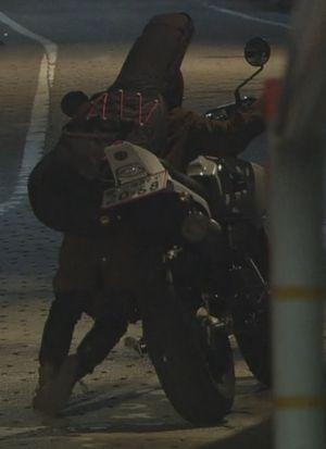 月9ラヴソング佐野さくら/藤原さくらのバイク画像2