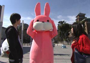 ドラマお迎えデス(お迎えです)1話は原作と違う?原作とドラマの違いネタバレ-ピンクのナベシマ着ぐるみぬいぐるみは原作に忠実