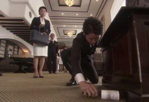 ドラマ世界一難しい恋(せかむず)1話ロケ地鮫島ホテルズ箱根3