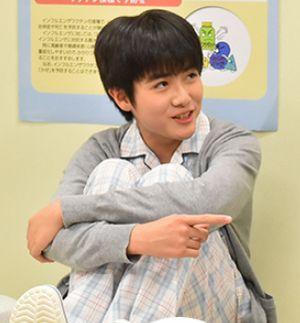 ドラマお迎えデス。2話ゲストキャストの和弥君(かずやくん心臓病少年)
