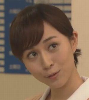 ドラマお迎えデス。2話ゲストキャストの瑞江(和弥の看護婦・看護師)