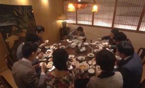 世界一難しい恋(せかむず)ロケ地で第2,3話(4,5話でも?)社長と社員がよくいくランチの中華料理店(レストラン)1