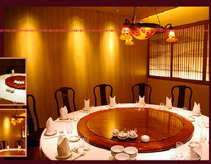 世界一難しい恋(せかむず)ロケ地ランチの中華料理店(レストラン)は横浜の中華街「菜香新館」この部屋?3