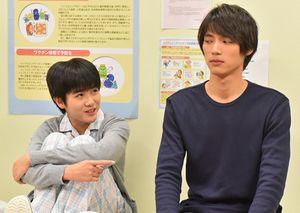 ドラマお迎えデス。(お迎えです)第2話堤円(福士蒼汰)と阿熊幸(土屋太鳳)は少年和弥の願いを叶えるべく頑張る