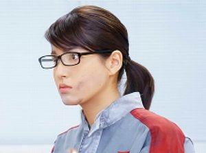 月9ラブソング4話(第2章)ゲストキャスト?の大瀬良(おおせら)。フジテレビアナウンサーの永島優美が演じる1