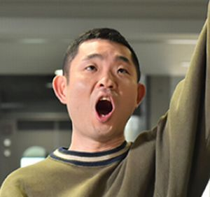 お迎えデス3話キャスト保(阿熊幸のストーカーお笑い芸人幽霊)たもつさんは今野浩喜
