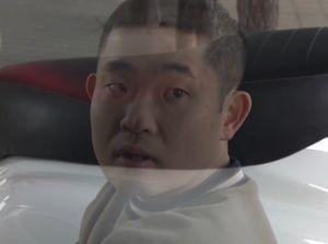 ドラマ「お迎えデス。(お迎えです)」3話、影の薄い男性幽霊(保・元お笑い芸人キンコメ今野浩喜)