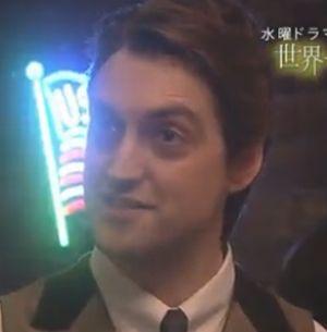 ドラマ世界一難しい恋(セカムズ)第5話、現車の運転手の石神剋則(杉本哲太)にかわり、新運転手としてこのジャックが紹介される
