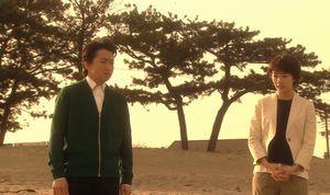 世界一難しい恋(セカムズ)第4話、ロケ地海の鮫島零治と柴山美咲