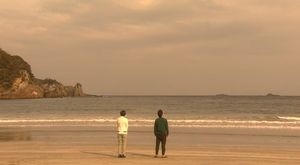 世界一難しい恋、4話、海のシーン