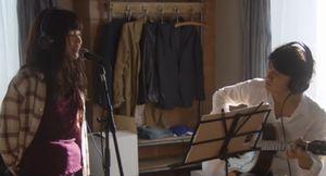 月9ラブソング(ラヴソング)第6話さくらと神代広平(福山雅治)は、神代広平のマンションにて作曲を行う。