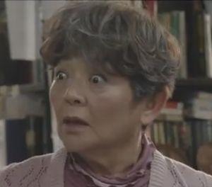 ドラマお迎えです5話ゲストキャスト堤円の友人の加藤孝志の祖母(嘉子)