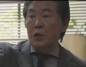 ドラマお迎えデス5話のセクハラえん罪教授,前田先生は西岡德馬(にしおかとくま)が演じる