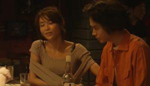 ラブソング(ラヴソング)第7話ライブハウスSにて渡辺涼子(山口紗弥加)と天野空一(菅田将暉)