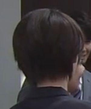 世界一難しい恋・モデル・女優の波瑠(はる)のショートヘアの髪型画像7