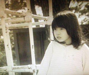 ラヴソング初回・第1話幼児・小学生時代も佐野さくらの登場シーン3