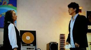 月9ラヴソンググリスターミュージック社長桑名喜和子(くわなきわこ)出演登場シーン2