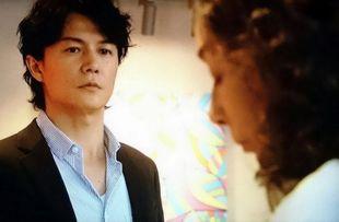 月9ラヴソンググリスターミュージック社長桑名喜和子(くわなきわこ)出演登場シーン3