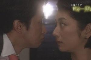 世界一難しい恋第8話村沖舞子(小池栄子)を女性として意識する