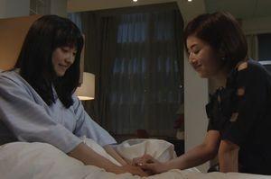 ドラマお迎えデス。(お迎えです)第7話阿熊幸(土屋太鳳)はお母さんと仲良くなれる。