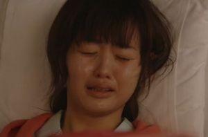 ラヴソング10話最終回佐野さくら(藤原さくら)は泣きながらもう一度歌いたいと言う。歌えなかったら生きていけないと