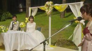 ラヴソング10話最終回さくらは、中村真美(夏帆)へのお礼と、お祝いの言葉を一生懸命スピーチをする