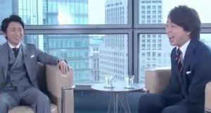世界一難しい恋第10話最終回ゲストキャスト・友情出演のニュースキャスター櫻井翔役はさくらいしょう