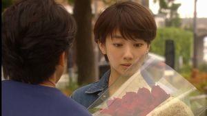 世界一難しい恋10話最終回鮫島零治社長(大野智)が用意したバラの花束。大きい方を渡せました